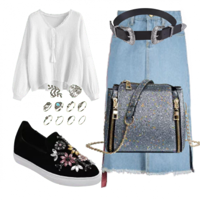 Casual style for every day