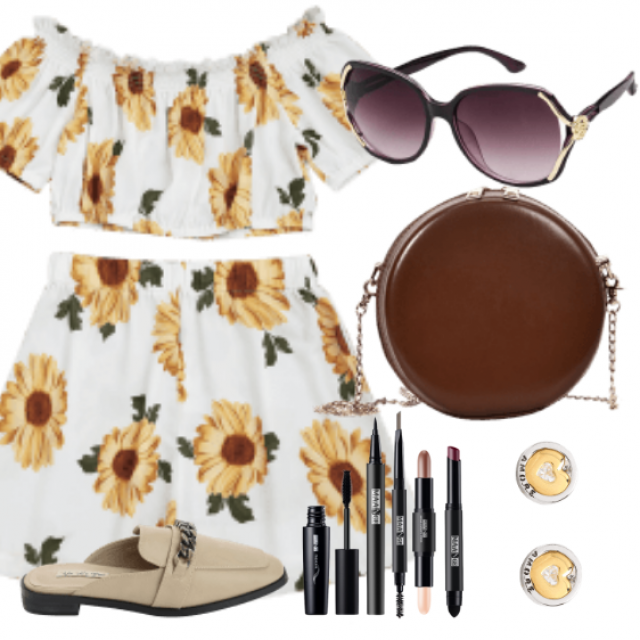 Outfit for summer and beach
