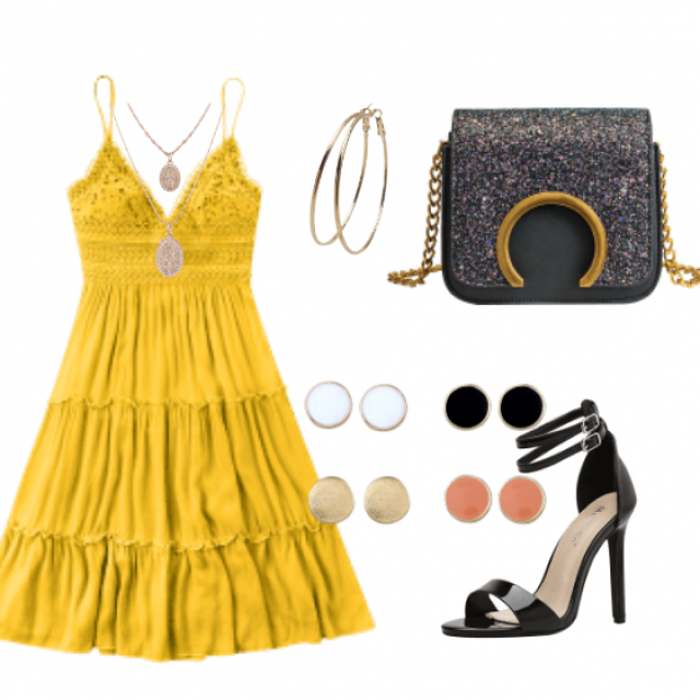 Casual and Night Party Dress