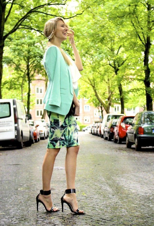 Floral skirt,,,        #
