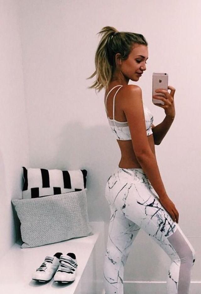 Activewear Outfits To Style That Aren't Just At The Gym