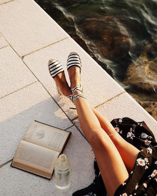 Casual Vacation Shoes