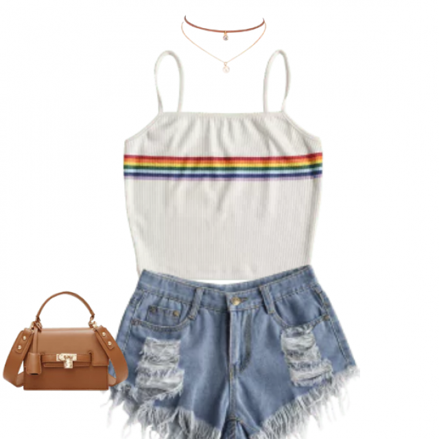 this outfit is grunge-ish kind of