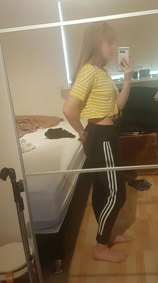 A bit shorter than I thought but super soft material and cuter in real life than in my pictures <BR&amp…