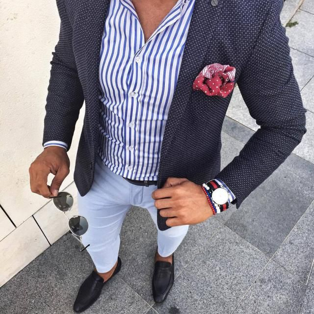 Be well dressed, behave like a gentleman, and keep your shoes shined     #