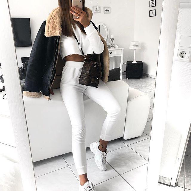 Sport Chic Outfit
