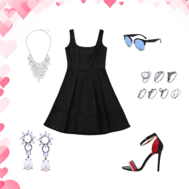 Alovely outfit for that special date or big night out , enjoy Love Evynne Labeau   XOXO        labeau