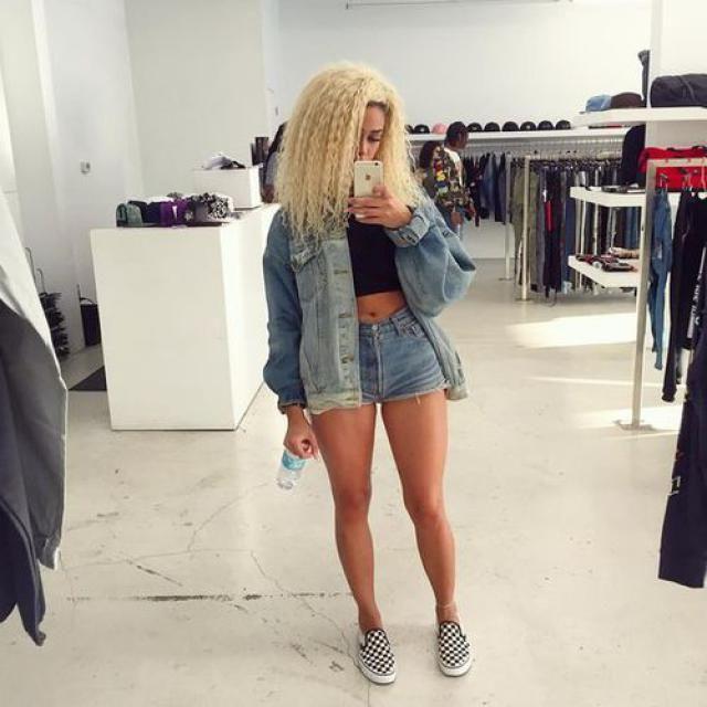 Cute Teen Look