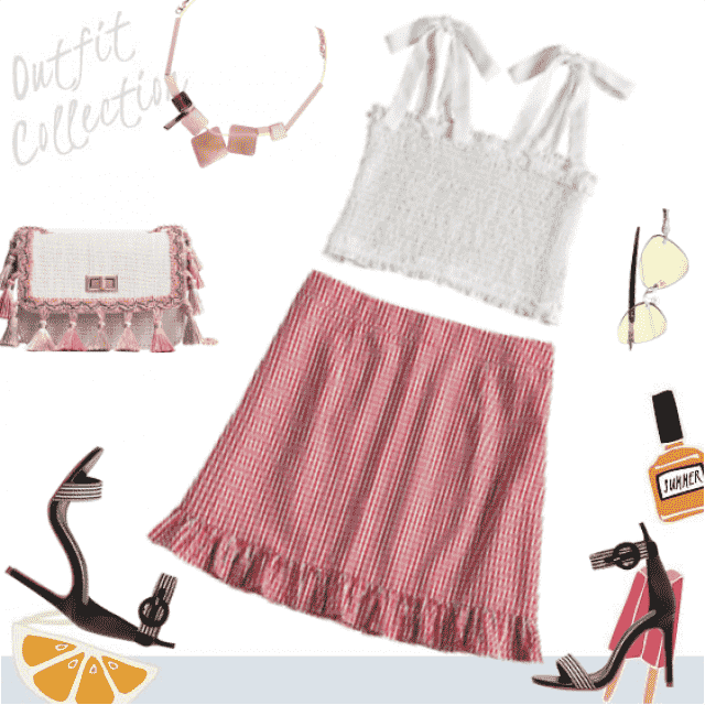 Amazing summer outfit!