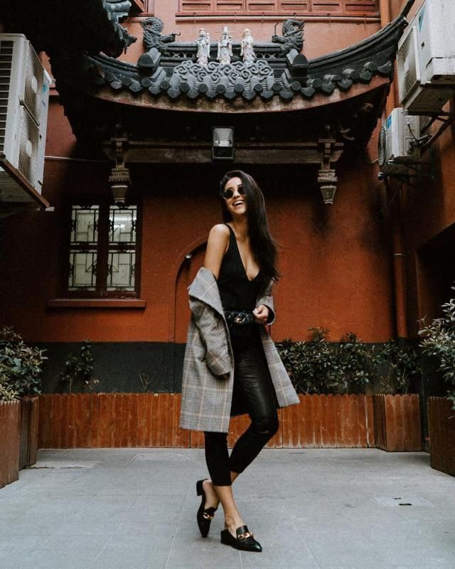 Modern pants and jackets that can be found in Zaful