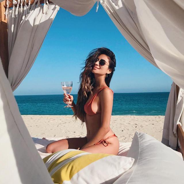 Rose Bikini Fashion for summer