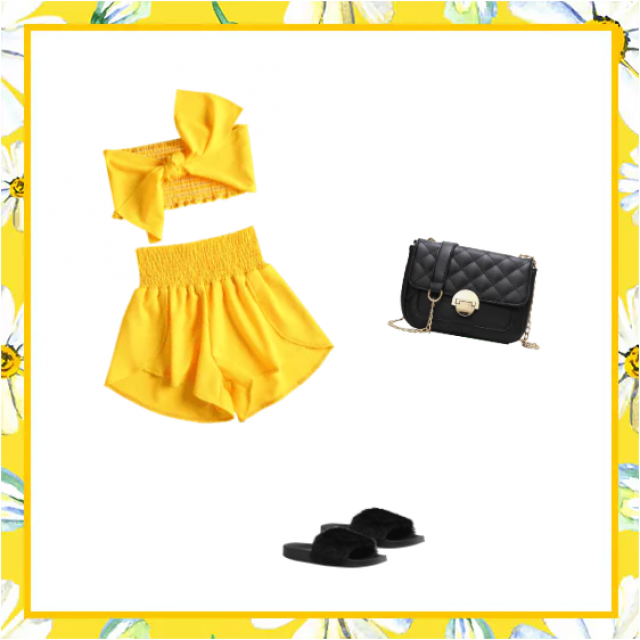 What do you think about this summer outfit? :)
