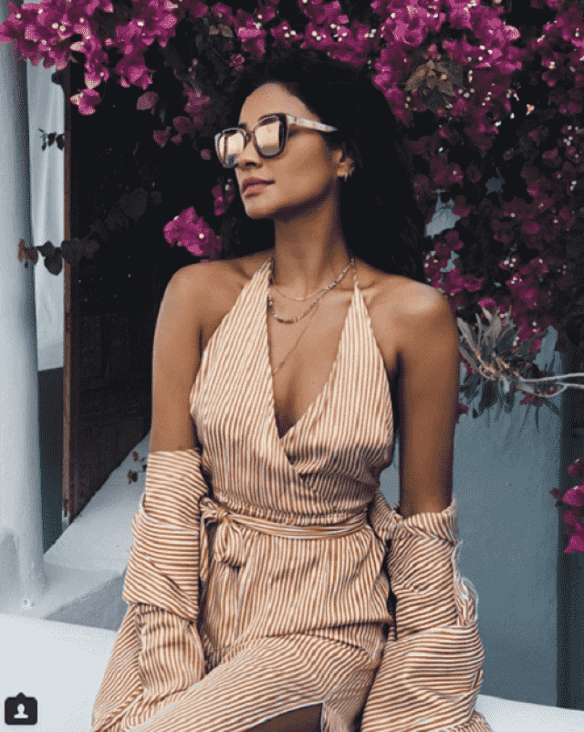 Summertime - time to relax and enjoy the sun - like Shay Mitchell does. Take a look on all her amazing …