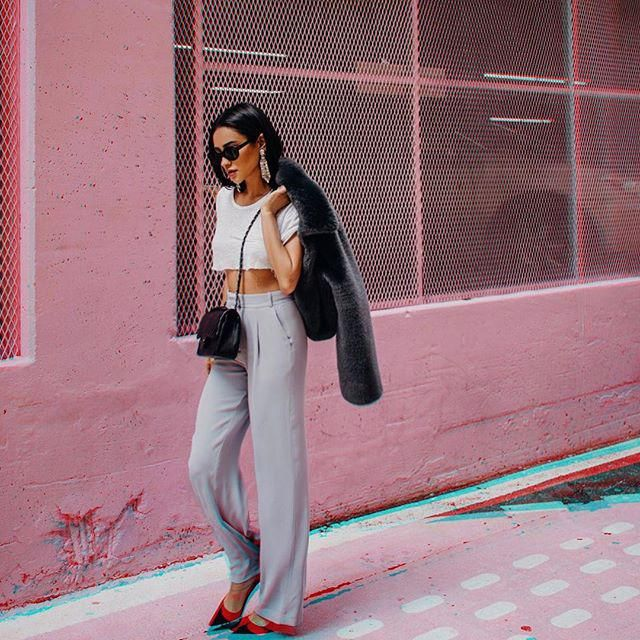 Shay Mitchell. ..she is always in the trendy. Her style inspired us. Looks beautiful with clothes for a Zaful.