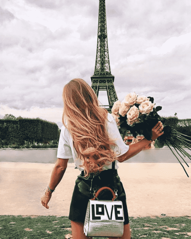 It's true, you never forget your first love, and, for me, that will always be Paris.