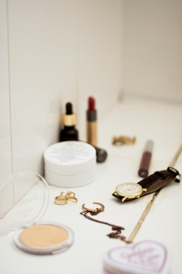 Necessary makeup