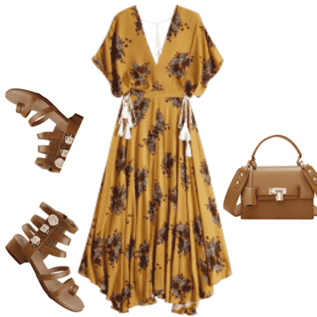 What to Wear?  Zaful have solution for you. This is a trendy outfit for girls who want to be different. So…