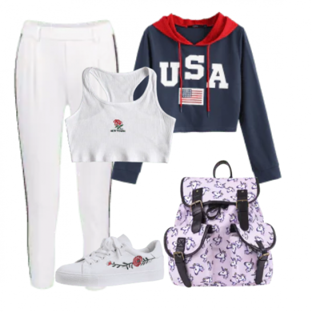 Clothes for jogging