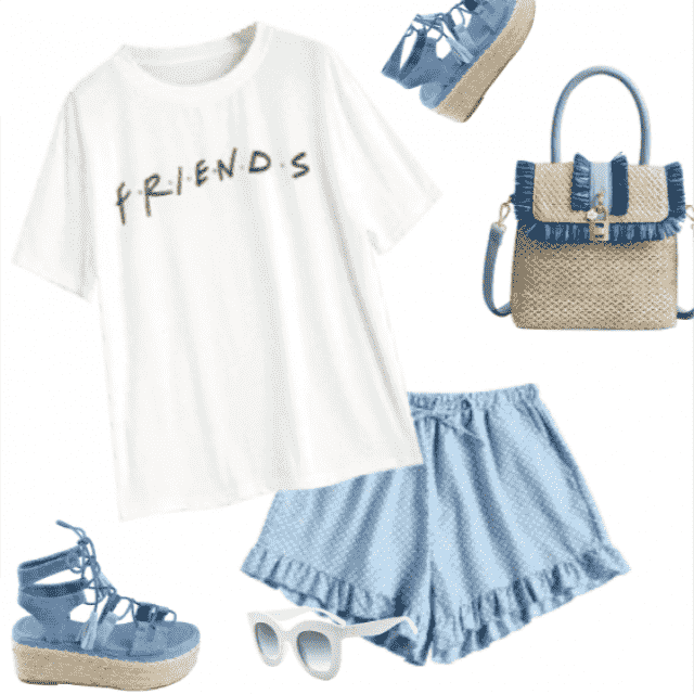 Pretty casual outfit!!!