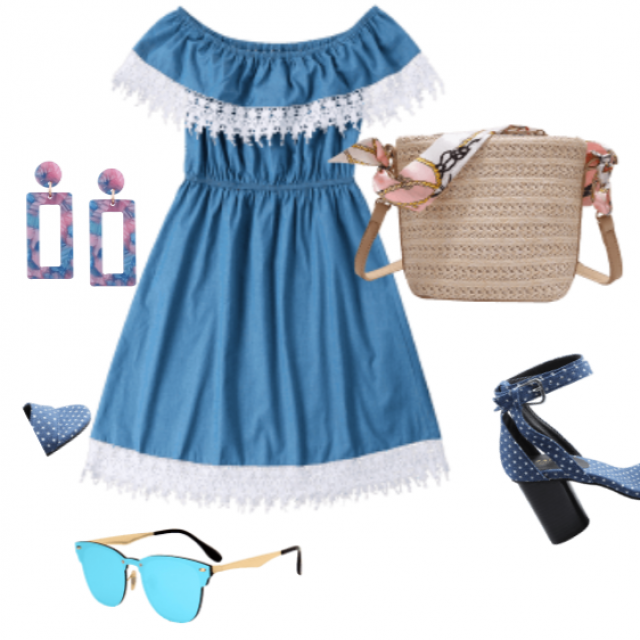 Pretty summer outfit!!!