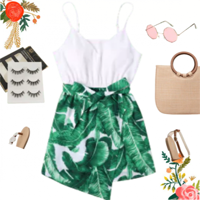 So beautiful summer outfit! Totally love it!