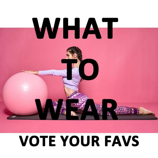 WHAT TO WEAR|SPORT