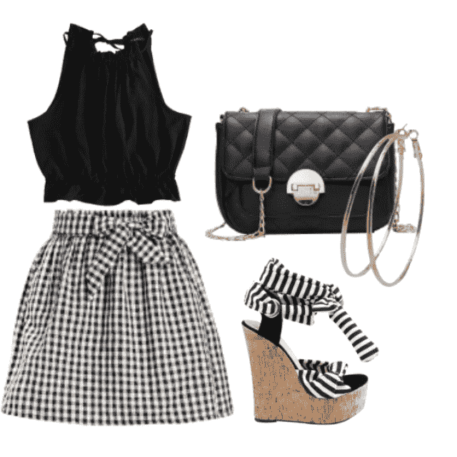 Outfit perfect for daily and nights out