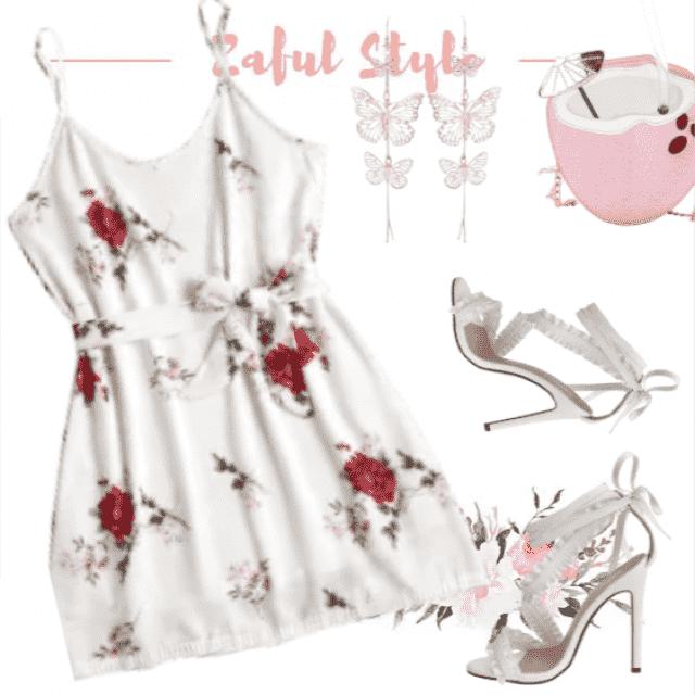 Fashion summer look!