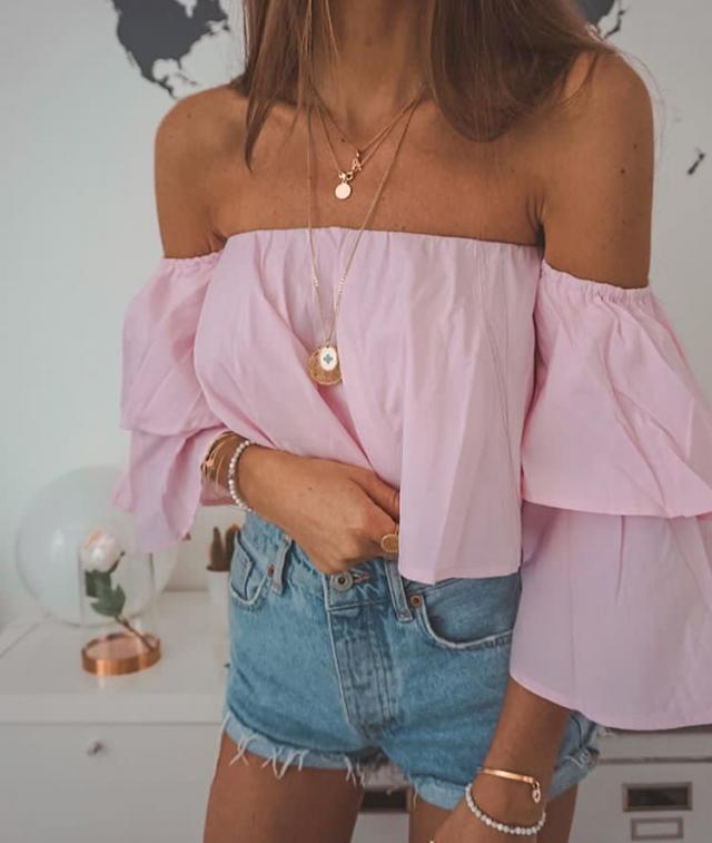 897a45bfc842  mylittleprettymind  girlboss  summertrip2017  blousses zaful fashion Cool  blousses in pink