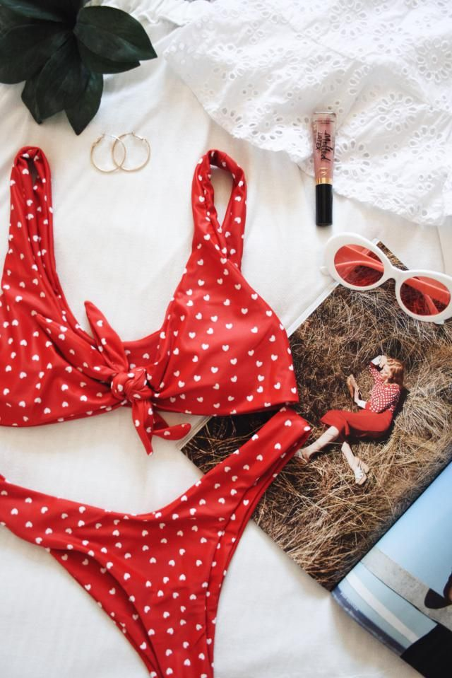 I love this bikini, it is no doubt the best purchase I've ever made on Zaful.com! If you want to read a full review on …