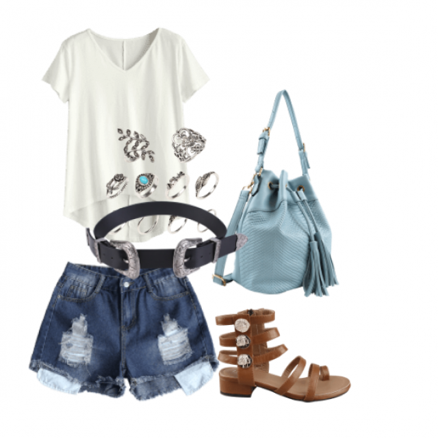 Casual look