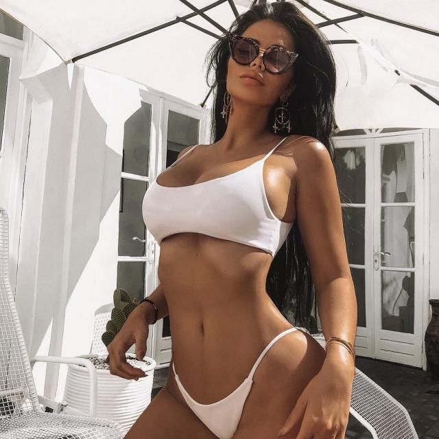 summer will be more perfect if you achieve your body goal this month to look this fab!