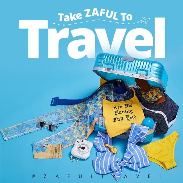 Take ZAFUL To Travel