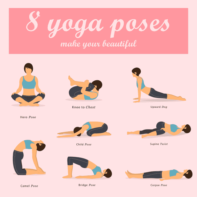 Capture lost moments to make yourself more beautiful. We introduce 8 poses you can do before bed that will help you get…