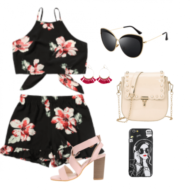 Nice set for summer and beach