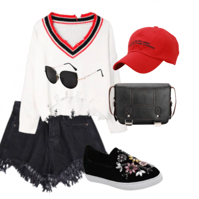 Outfit for daily and going out