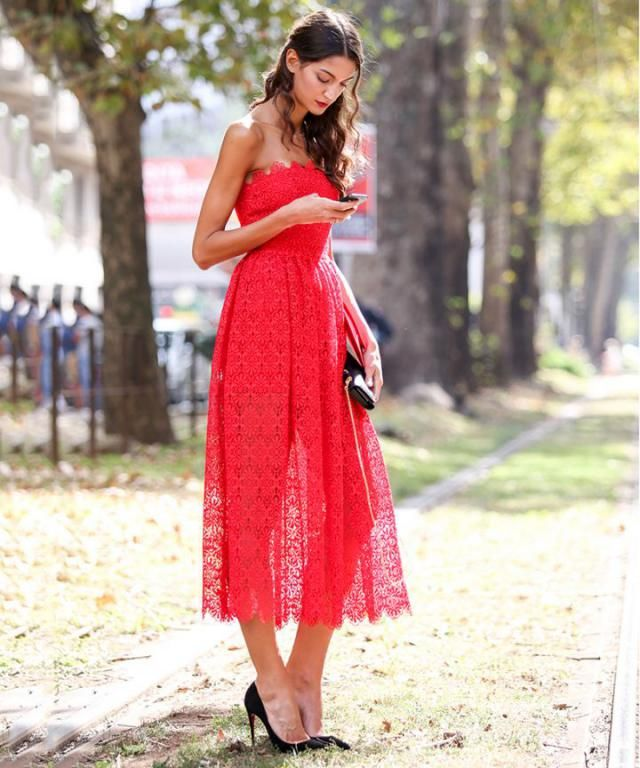 Summer Sexy Midi Dress ,,,