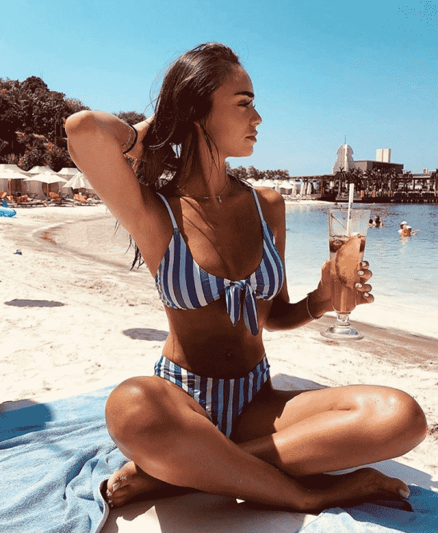 Cool bikini for this summer