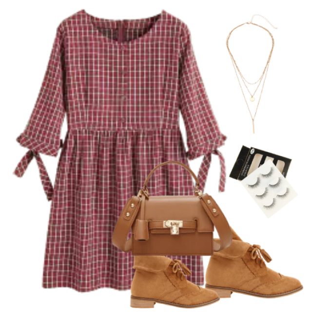 Cute dress for various occasions