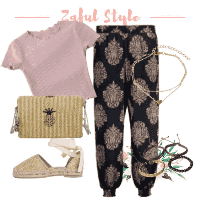 Comfortable pants for a relaxed style