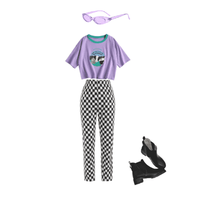 this is my first outfit i think it's really good