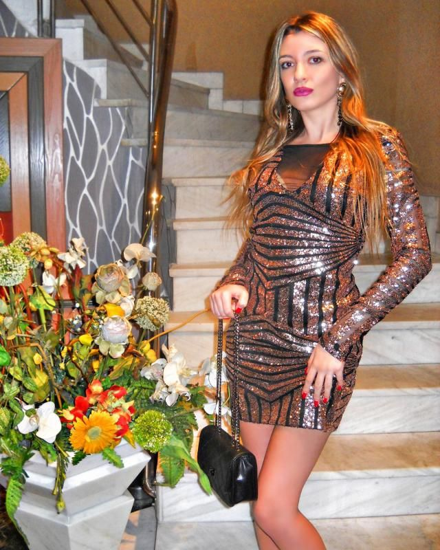Night out in Greece :)  My blog http://itsmetijana.blogspot.com/
