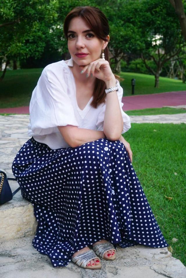 Очень удобная, стильная юбка!