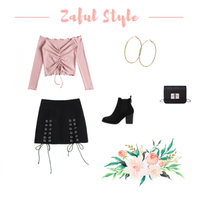 Outfit to wear clubbing, dinner or on a date!