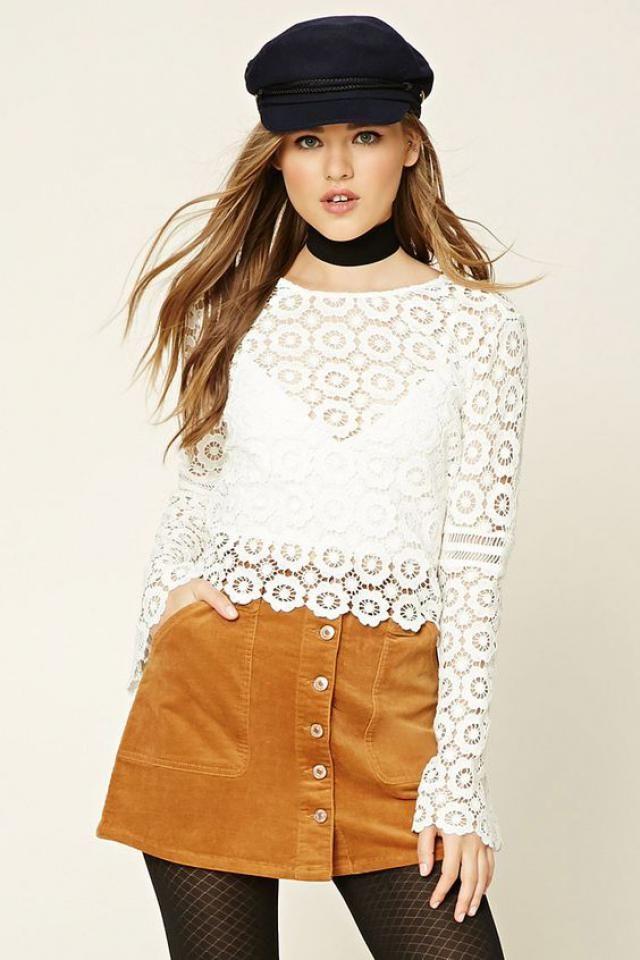 Mini skirt!!
