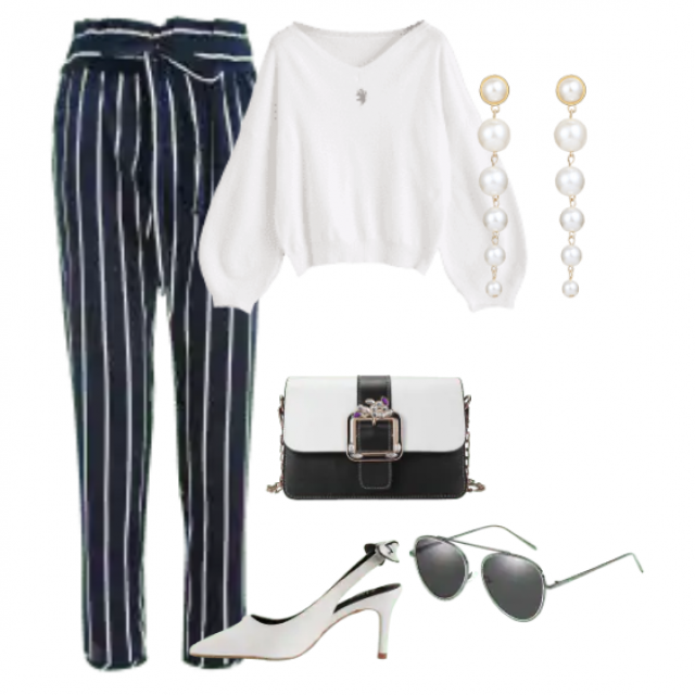 Perfect casual style