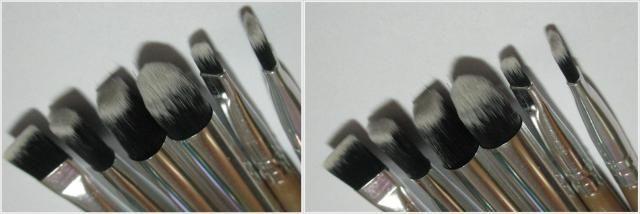 Como podem ver é um conjunto de 6 pincéis bastante completos para detalhes da nossa maquilhagem, o que mais gostei é q…