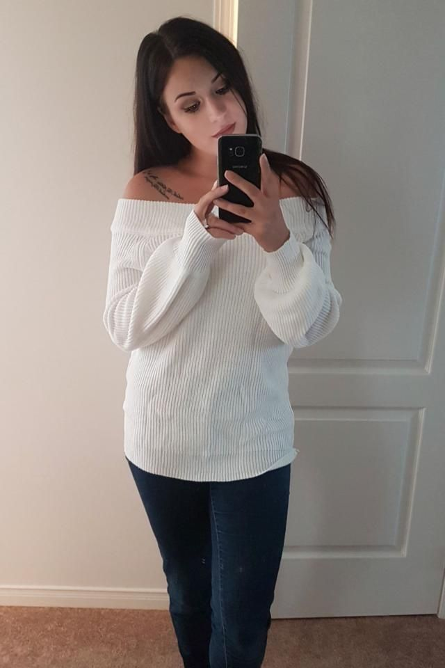 Super cute and comfy. I was worried about the one size fits all, but is actually a really nice fit. I'm usually a medi…