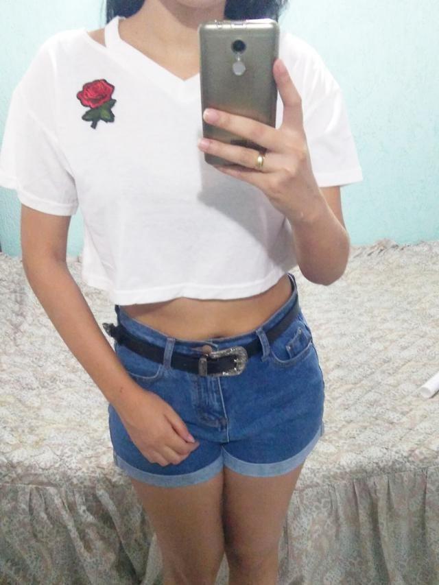 Um amorzinho de blusa , estou apaixonadaa!