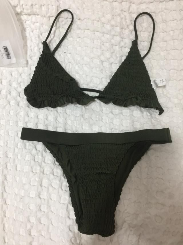 So nice and sexy very good quality would not recommend if you have bigger boobies cos they don't cover much but are so…